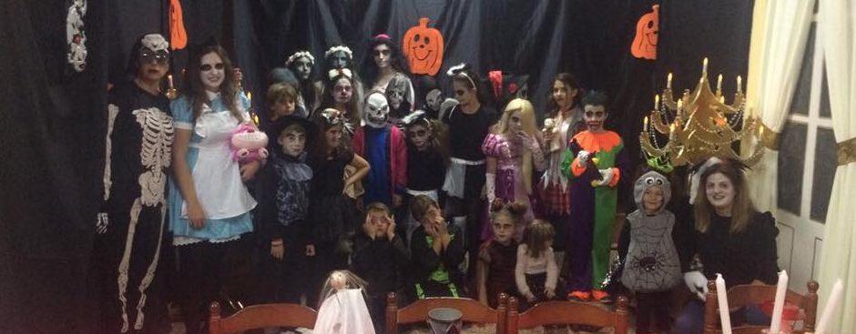Halloween en el Port